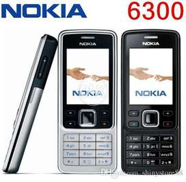 Nokia 6300 Original Box Pack || Free Home Delivery All Pakistan