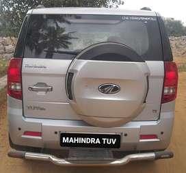 Mahindra TUV 300 T8, 2017, Diesel