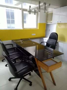 850sqdt fully furnished Office for rent on Cgroad