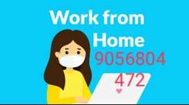 HOME BASED PART TIME JOB 22000 PER ASSIGNMENT SALARY