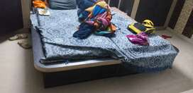 Two double bedset without back very good material in use  and long lif