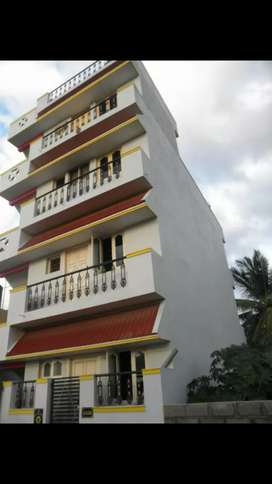 Independent building with 3 units of 2bhk+ rooftop room.NoBrokers pl.