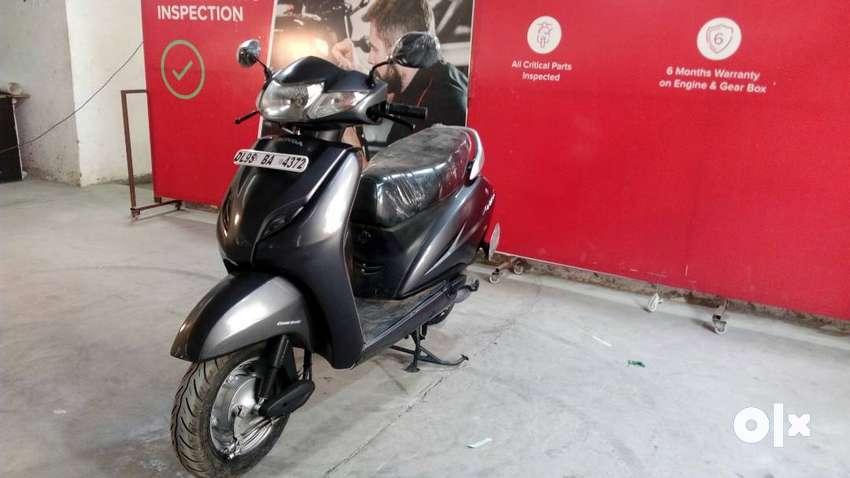 Good Condition Honda Activa 3G with Warranty |  4372 Delhi 0