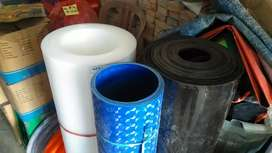 Seng Roll Plastik Penutup Pagar
