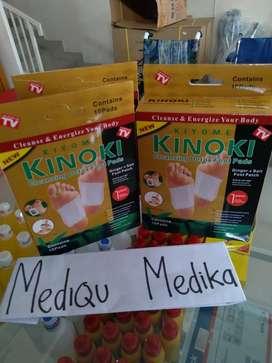 Detox Gold Kinoki isi 10pads