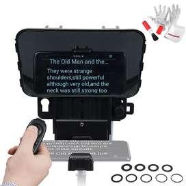 Desview T3 Teleprompter for Smartphone Tablet 11 inch DSLR Camera Port