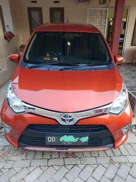 Toyota Calya G Tahun 2016