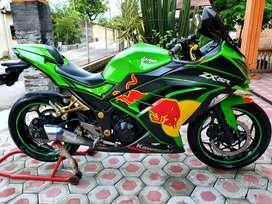 NEGO Ninja 250 fi 2015 Full Modif Istimewah TT KLX CRF Ninfi Non ABS