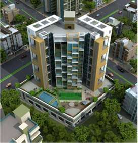 2BHK residential apartment for sale in Ulwe location