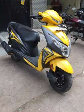 Honda Dio 5g 2019