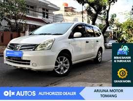[OLXAutos] Nissan Grand Livina 2012 SV 1.5 Bensin A/T #Arjuna Tomang
