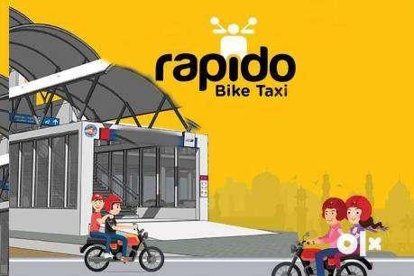 "vizag rapido ""wanted Bike riders"" 0"