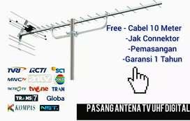 Cabang Agen Pasang Baru Antena Tv Bisa Pararel