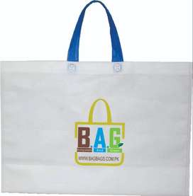 Non Woven - Grocery Store - Rice Bags - Dcut Wcut handle loop shopping