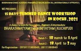 Classical dance workshop