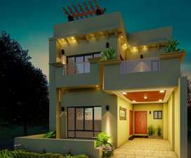 Ready 3D picture Symble Home..1 year easy installment Plan