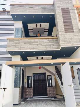 240 yards out-class brand new double story block-5, saadi town