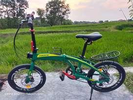 Sepeda lipat Noris 2.1
