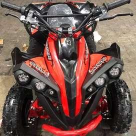 Mini ATV 50 CC mesin rumput