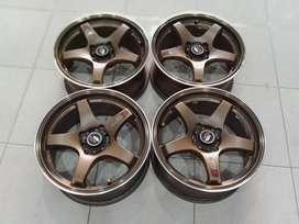 lenso velg only murah ring15x7 pcd4x100
