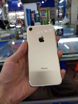 SECOND !! IPHONE 7 32 GB EKS INTER GOLD