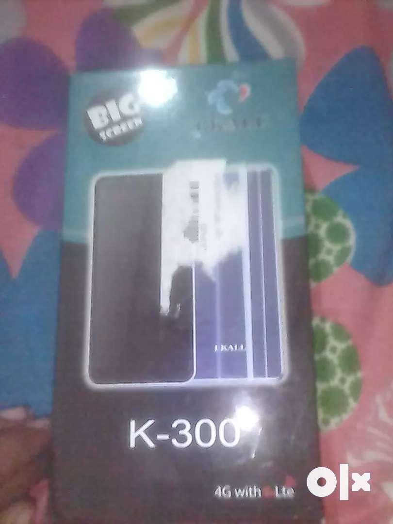 I.kall k300 mobile phone koi problem nhi ha 0