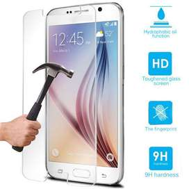 Tempered Glass Oppo Vivo Xiomi Samsung Iphone Asus DLL - Minat Chat
