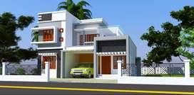 Villa for Sale at Chanthavila,Thiruvananthapuram