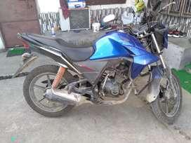Honda twister good running condition