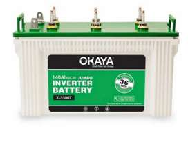 INVERTOR + BATTERY 13500/14500/15500.(ONLY BRANDED product not local)