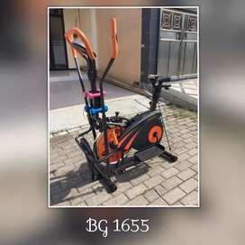 Jual Treadmill // Sepeda Statis // Home Gym // Orbitrek