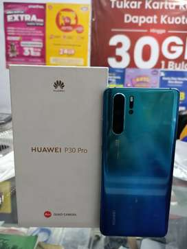 Huawei P30 Pro ram 8/256giga lengkap