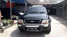 Dijual Chevrolet Blazer Bukan Pedagang Body Mulus Mesin Oke