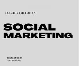 LOOKING FOR SOCIAL MARKETING SPECIALIST