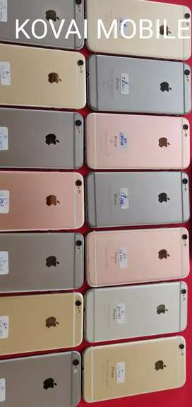 IPHONE 6 SERIES ALL VERIAND AVAILABLE