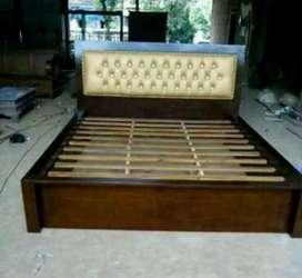 jual tempat tidur minimalis busa #02