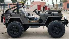 Hunter open Willys modifieds jeeps