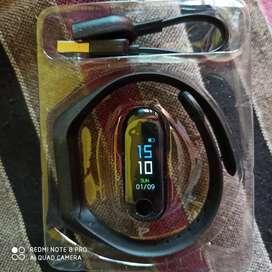M3 integelence smart fitness watch