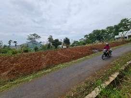 Dekat Stasiun Cicalengka Kapling Tanah 100 Jutaan
