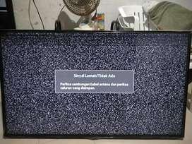 membeli tv rusak