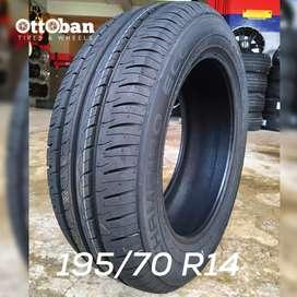 JUAL BAN GT RADIAL CHAMPIRO ECO 195 x 70 r14 untuk mobil nisan cadric