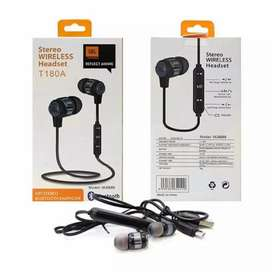 Handsfree Bluetooth JBL E10 + Mp3 Player musik ada slot memory
