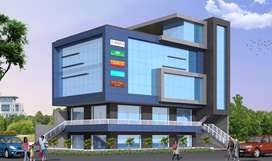 Complex for rent at the prime location of munshipulia