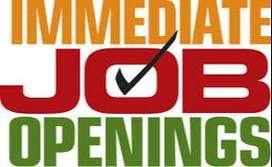 Urgent job openings - Salary upto 42 k- apply now.