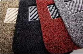 Karpet Cacing 2baris Universal 5potong tebal