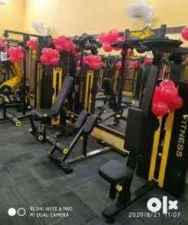Gym ka setup aapke budget me high class just rupee  3lac