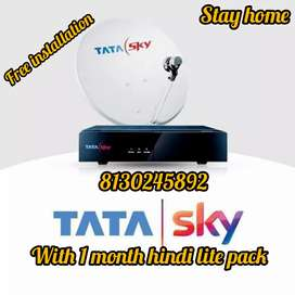 GET TATA SKY NEW CONNECTION