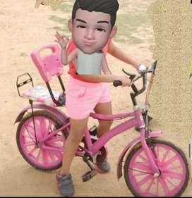 """Kid Cycle - 14"""" wheels Bicycle"""