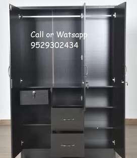 Factory sale 2,3,4,5 doors wardrobes