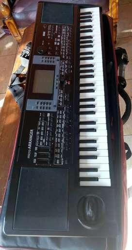 Jual keyboard korg micro arranger
